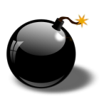 black_bomb [openclipart_org] [ricardomaia]